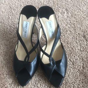 Jimmy chop sandal size37